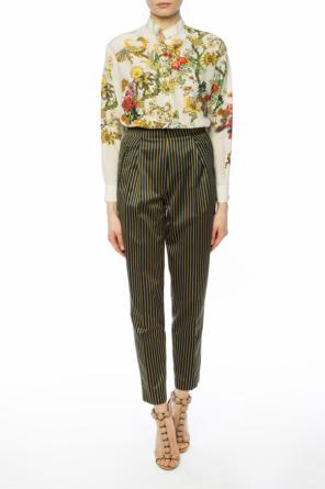 Striped trousers od Etro