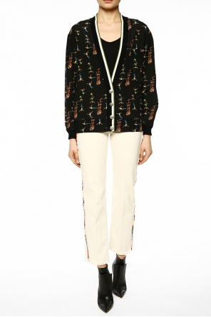 Side-stripe jeans od Etro