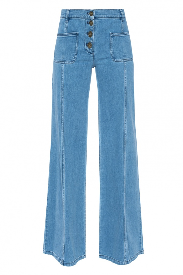 edf5d642376 Flared jeans Chloe - Vitkac shop online