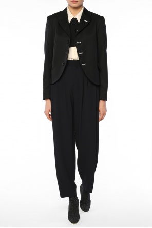Loose-fit trousers od Chloe