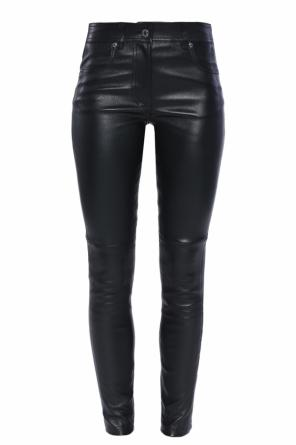 Leather trousers od Givenchy