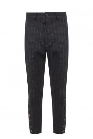 Striped trousers od Ann Demeulemeester