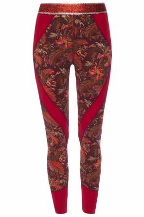Patterned leggings od Etro
