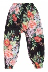 Zimmermann Kids Patterned trousers