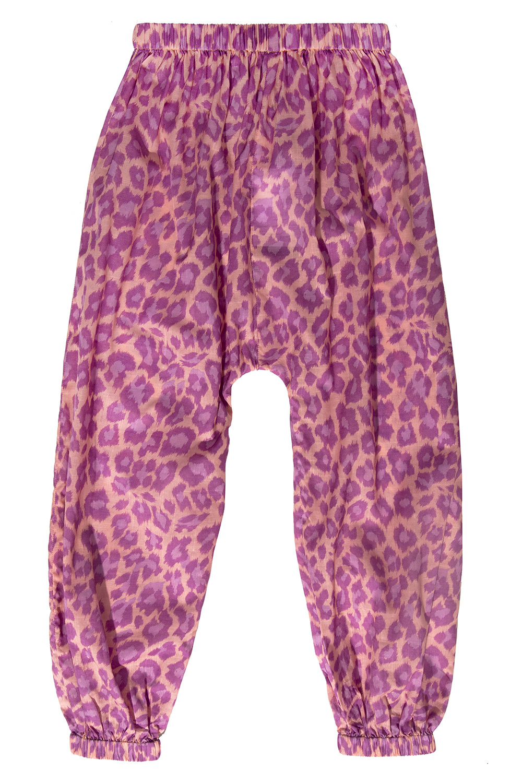 Zimmermann Kids Leopard-print trousers