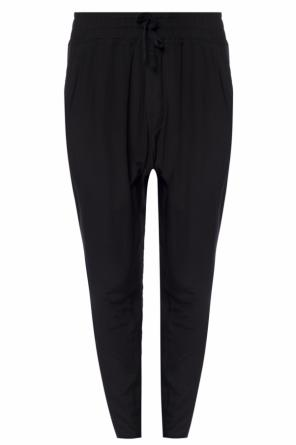 Dropped crotch trousers od Haider Ackermann