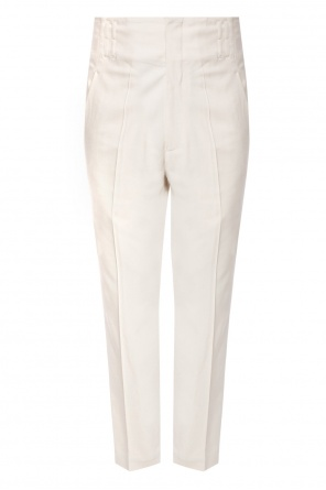 Tapered leg trousers od Haider Ackermann