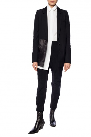 Loose-fit trousers od Haider Ackermann