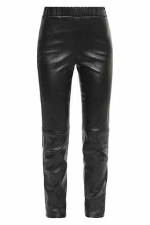 Leather trousers od Sonia Rykiel