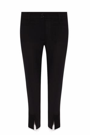 Cropped trousers od Ann Demeulemeester
