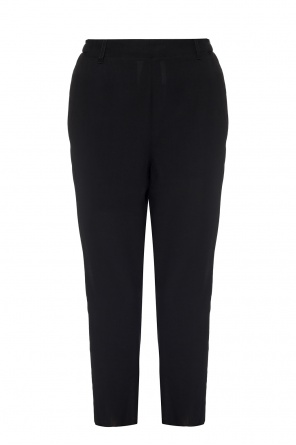 Creased trousers od Ann Demeulemeester