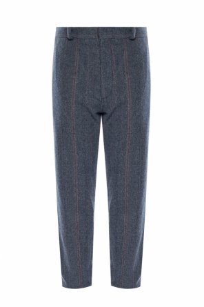 Checked trousers od Ann Demeulemeester