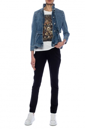 Logo-embroidered jeans od Vivienne Westwood