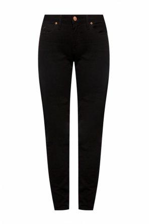 Logo jeans od Vivienne Westwood