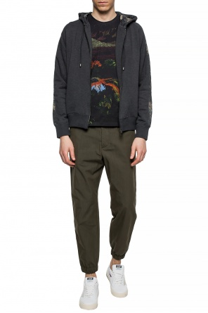 Side-stripe sweatpants od Etro