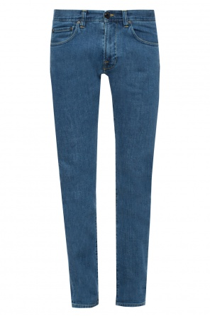 Jeans with stitching od Etro