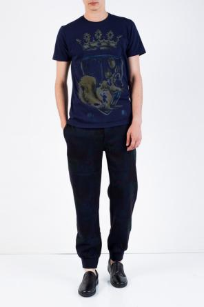 Paisley pattern sweatpants od Etro