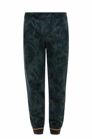 Patterned sweatpants od Etro