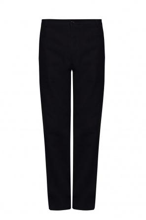 Wide leg jeans od Ann Demeulemeester
