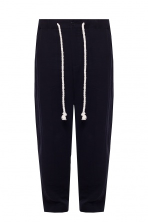 Sweatpants with pockets od Ann Demeulemeester