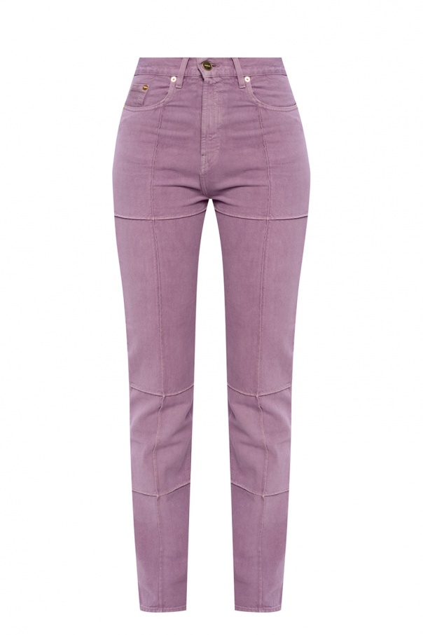 Jacquemus High-waisted jeans