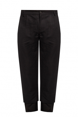 Trousers with pleats od Ann Demeulemeester