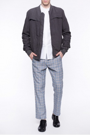Checked trousers od Vivienne Westwood