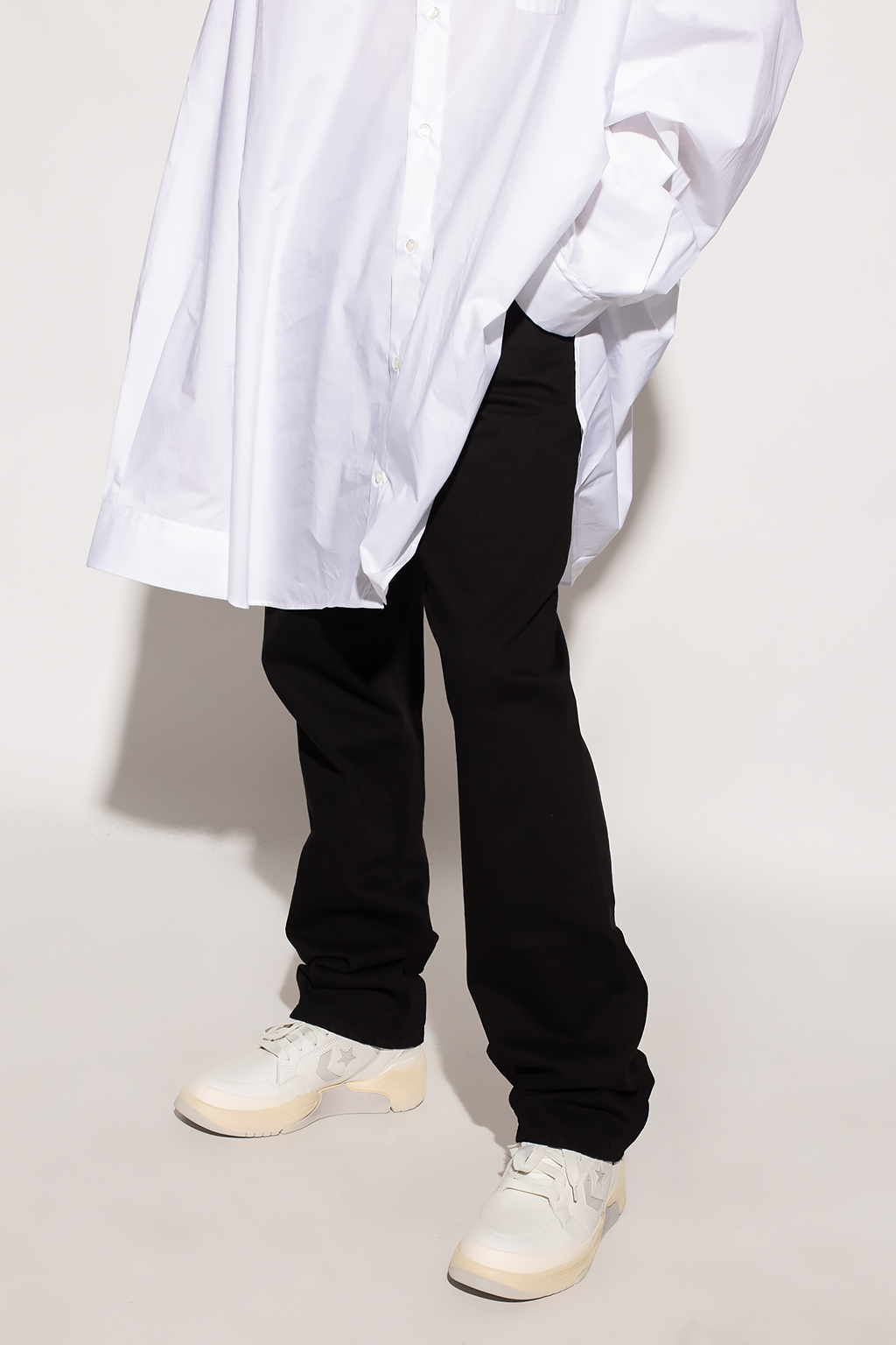 Raf Simons 口袋牛仔裤