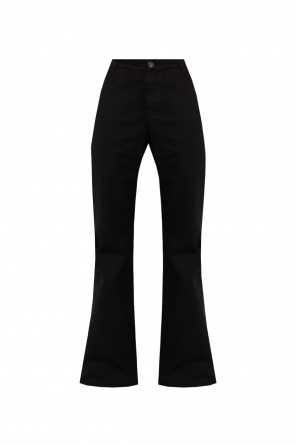 Flared jeans od Raf Simons