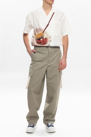 宽裤腿长裤 od Jacquemus