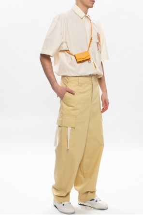 Wide leg trousers od Jacquemus
