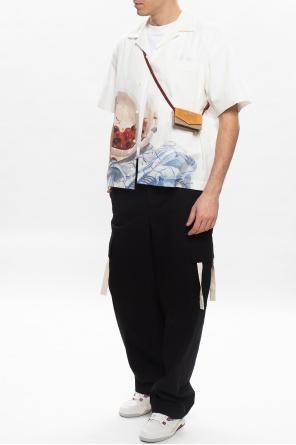 'alzu' cargo trousers od Jacquemus