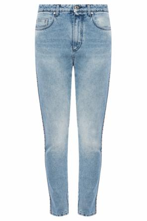 Side-stripe jeans od MSGM