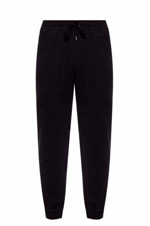 Logo-patched sweatpants od Vivienne Westwood