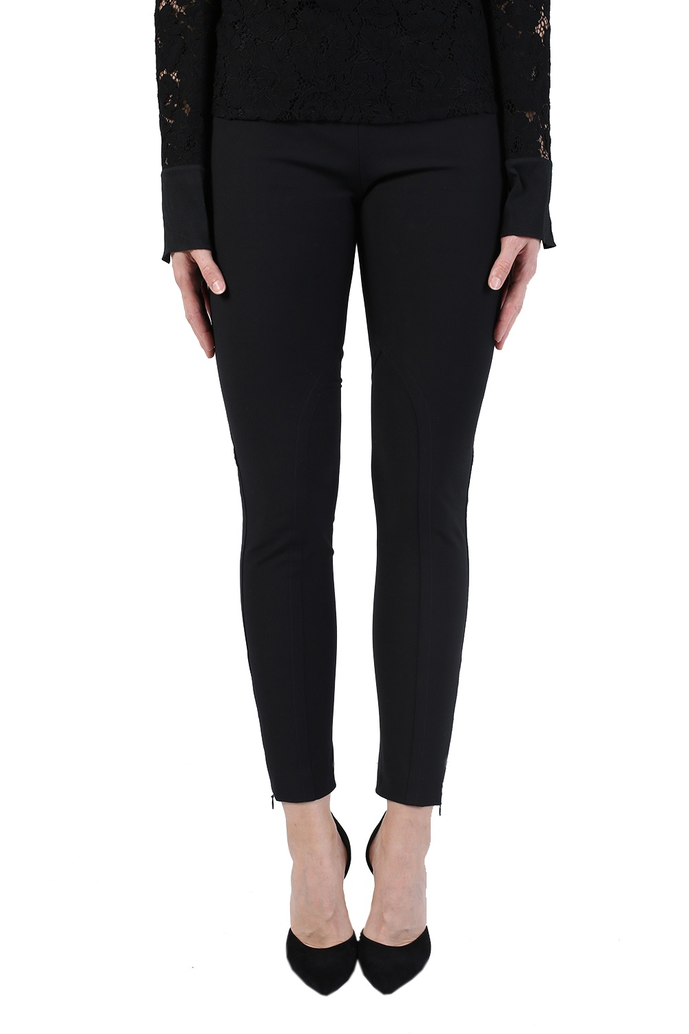 Stella McCartney Elastic waist trousers