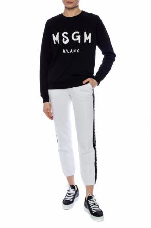 Branded sweatpants od MSGM