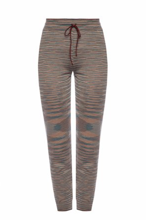 Side stripe sweatpants od M Missoni