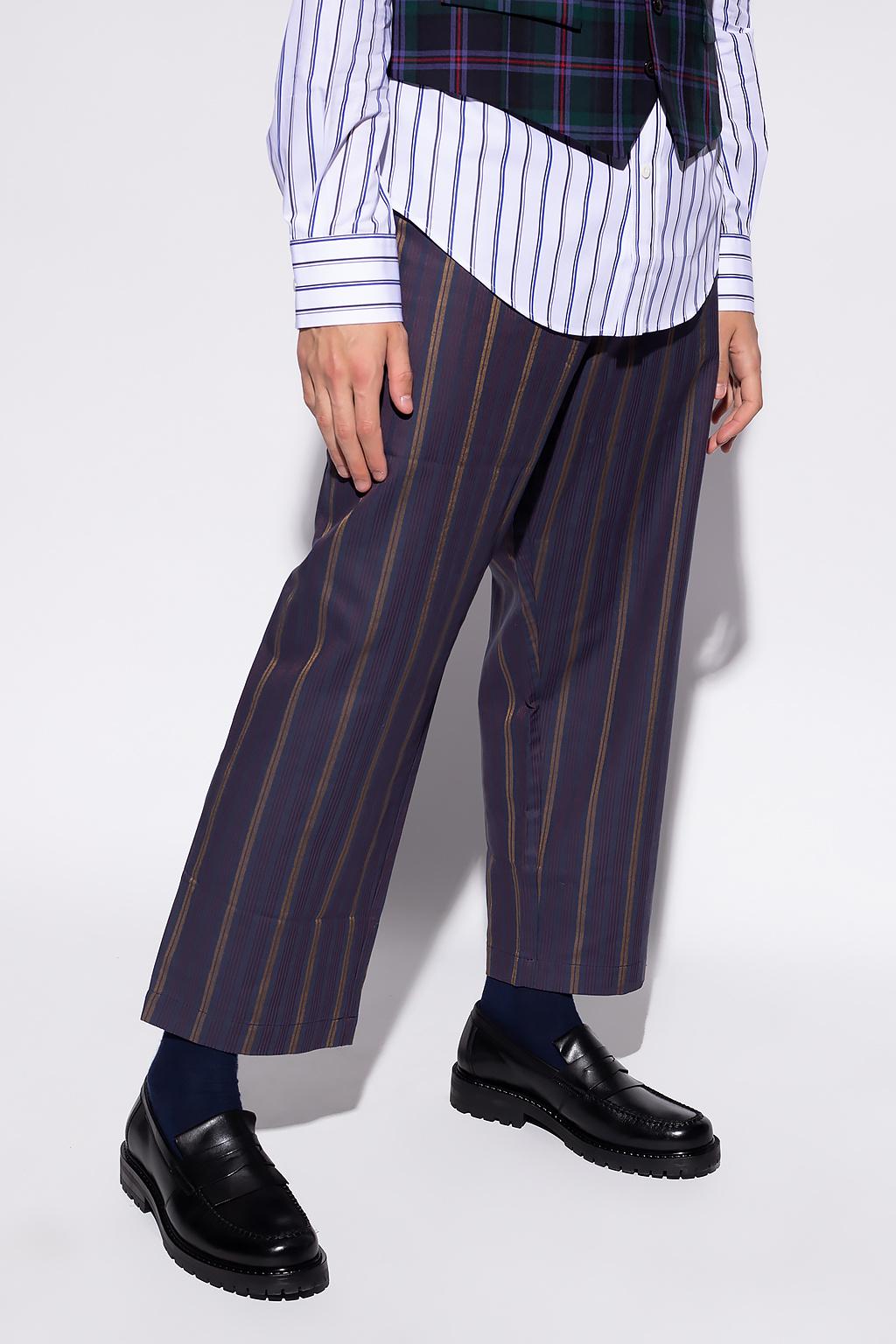 Vivienne Westwood Striped trousers