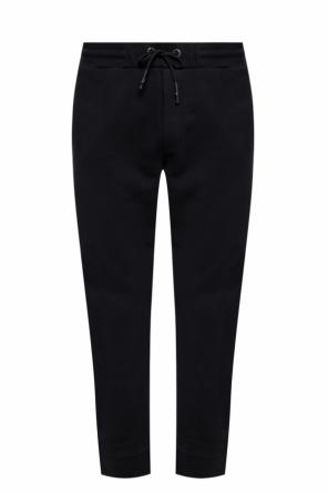 Sweatpants with a logo od McQ Alexander McQueen