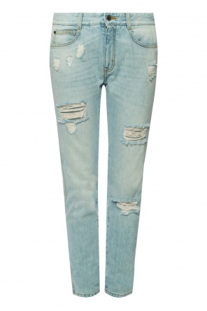 Jeans with holes od Stella McCartney