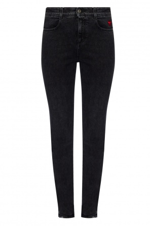 Embroidered star jeans od Stella McCartney