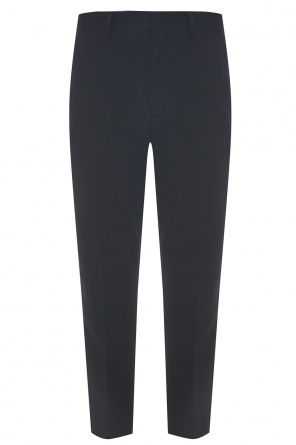 Trousers with zips od McQ Alexander McQueen
