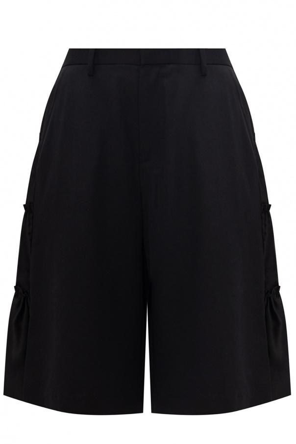 Comme des Garcons Ninomiya Shorts with decorative back
