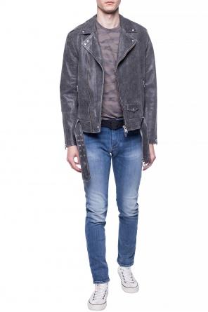 Distressed jeans od Emporio Armani