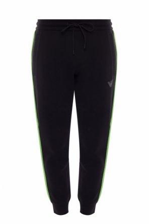 Side-stripe sweatpants od Emporio Armani