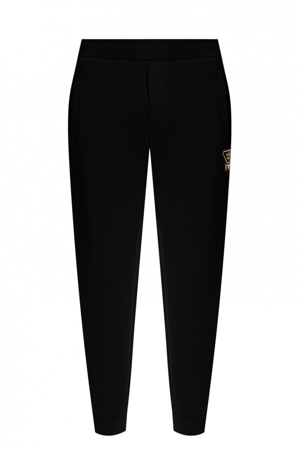 Emporio Armani Sweatpants with logo