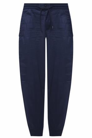 Narrow leg trousers od Emporio Armani