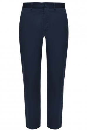 Narrow leg trousers od EA7 Emporio Armani