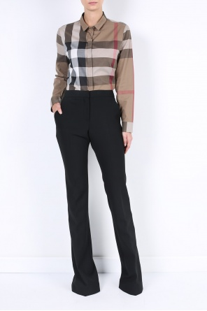 Flared trousers od Burberry
