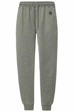 Patched sweatpants od McQ Alexander McQueen